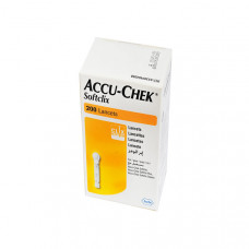 Ланцеты Accu-Chek Softclix 200 шт.