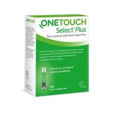 Тест-полоски One Touch Select® Plus №100