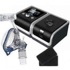 СИПАП-аппарат BMC ReSmart Auto G2 с носовой маской и фильтрами