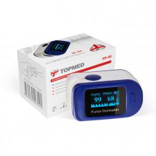 TOPMED FP-30 пальчиковый пульсоксиметр (прищепка)
