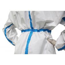 Защитный одноразовый костюм