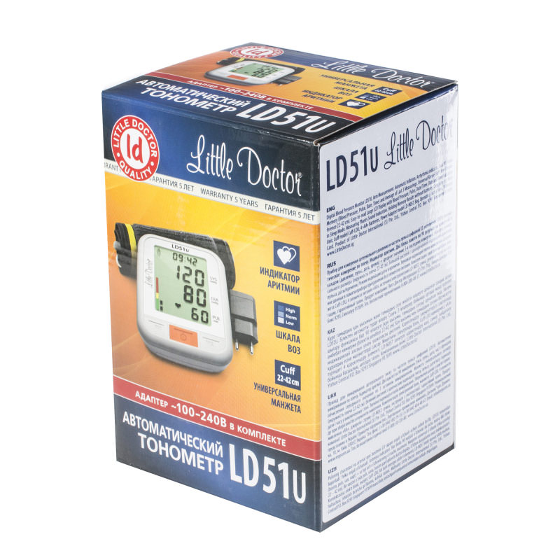 Тонометр LD51u Little Doctor
